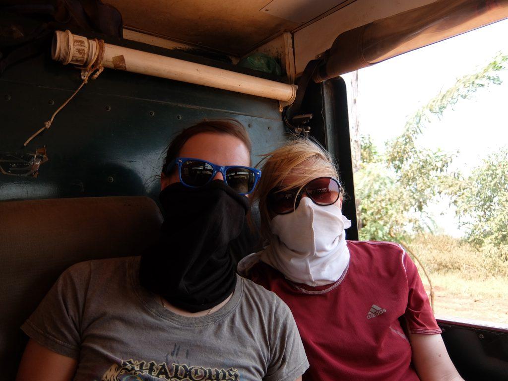 Tour durch Uganda